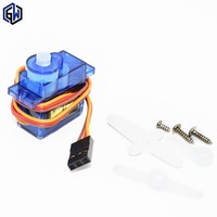 1PCS Tower Pro 9g Micro Servo For Airplane Aeroplane 6CH Rc Helcopter Kds Esky Align Helicopter