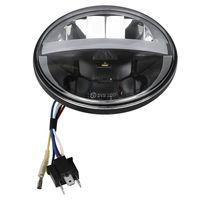 5 3/4 5.75 LED Headlamp Headlight For Harley Dyna Street Fat Bob Super Glide Switchback VRSCD VRSCD VRSCDX XG500 750 FLD FLSTS