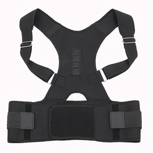 Magnetic Therapy Posture Corrector Brace Shoulder Back Support Belt for Men Women Braces & Supports