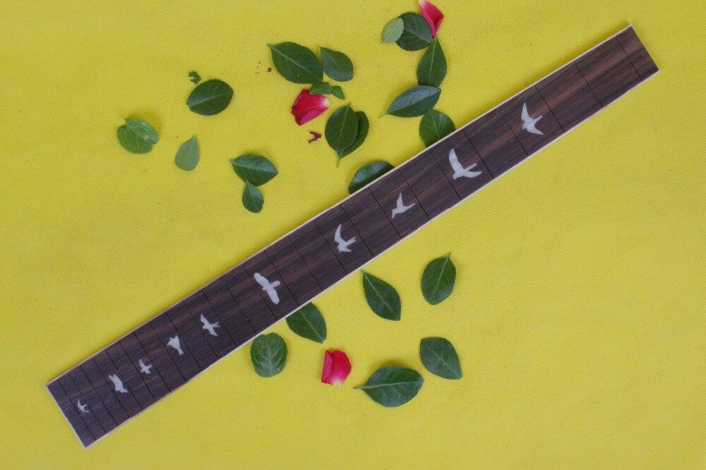 Guitar Accessories 1 x 25.5electric Guitar Fretboard electric guitar rose Wood Fretboard Parts 00-27# inlay guitar accessories 1 x 25 5electric guitar fretboard electric guitar maple fretboard parts 00 50 inlay