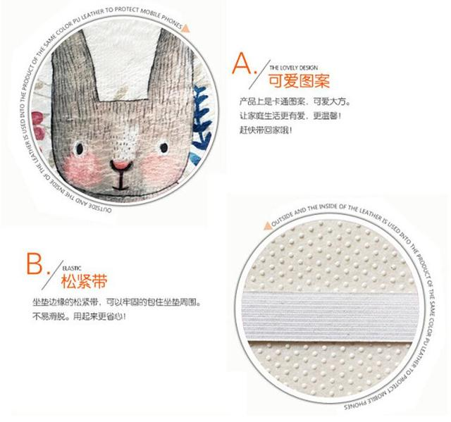 2 pcs/set Cartoon Rabbit Bathroom Carpet Set,Comfortable Mat Toilet,Cheap Bathroom Rugs,Bath Mats and Toilet,Tapis Salle de Bain