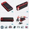 new Super Car Jump Starter18000mAh  AUTO Engine Booster Emergency Start Battery Portable Charger Power Bank for Electronics 2USB