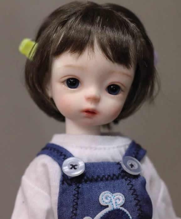 Muñeca BJD 1/6 puntos yosd moda muñeca de alta calidad toybaobaodoll-in Muñecas from Juguetes y pasatiempos    1