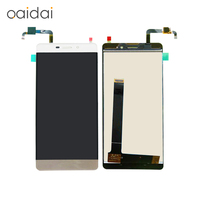 Coolpad Modena 2 E502 için LCD Ekran Dokunmatik Ekran Cep Telefonu lcd'ler Digitizer Meclisi Ücretsiz Araçları Ile Yedek Parçalar