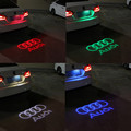 12 В Количество LED Номерных знаков Света Сзади Хвост Лампы ДЛЯ Audi A3 A4 B6 B7 A5 A6 C5 C6 Q5