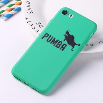 iPhone 6s Green Case