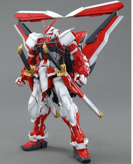 Astray Red Frame Action Figure