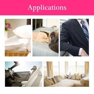 Image 2 - Rouleau de collage de charpie de nettoyeur de poussière de rouleau lavable réutilisable pour des vêtements