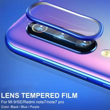 Protective Ring Lens Protector Tempered Film for Mi 9 9se Redmi Note7 Pro Camera