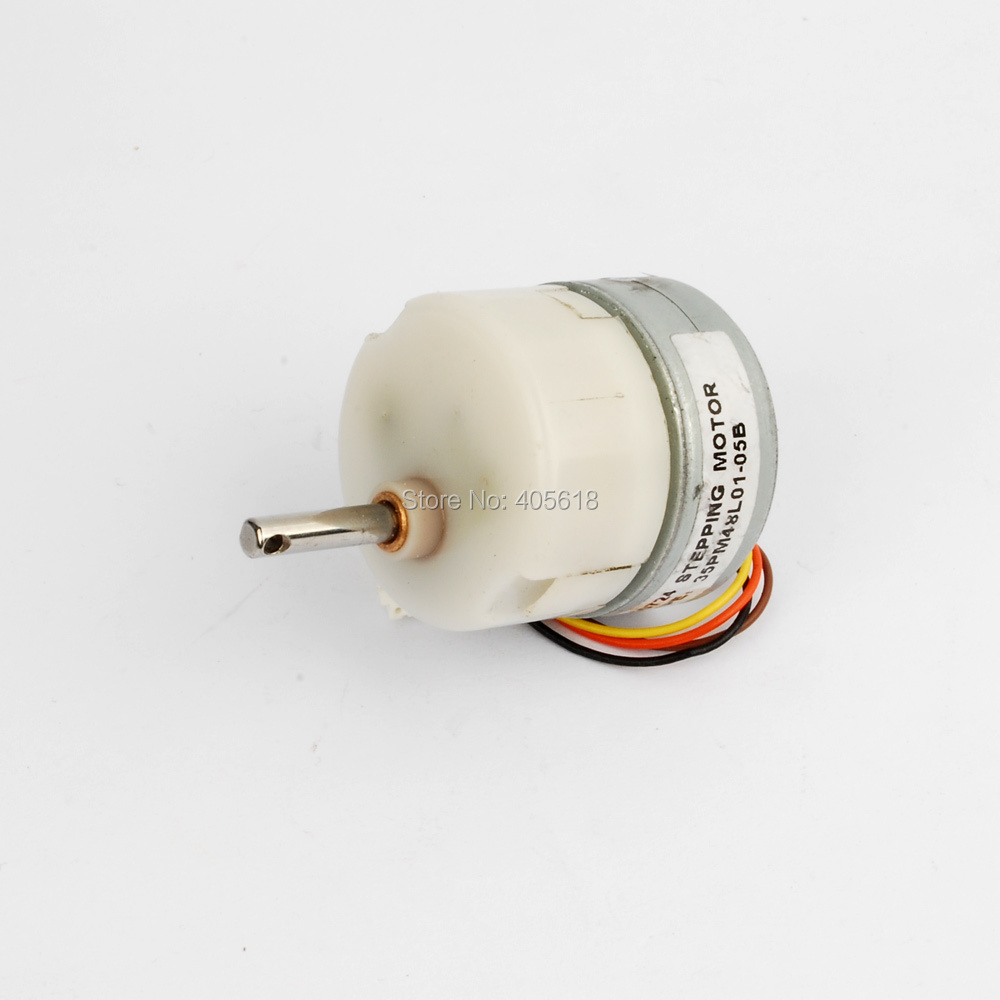 5pcs 6v 07a 2 Phase 4 Wire Stepper Dc Motor With All Metal Gear Diagram Deceleration In From Home Improvement On Alibaba Group