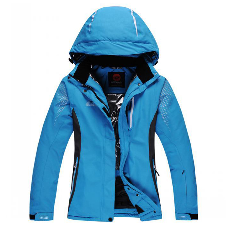 Prix pour Nouveau 2016 Femmes et Hommes En Plein Air Veste Imperméable Escalade Ski Vestes D'hiver Randonnée Veste de Costume Hommes épais manteau livraison gratuite