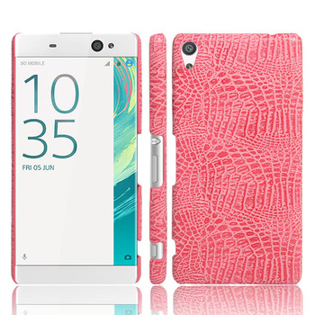 Cocodrilo shell para Sony Xperia XA Ultra F3212 F3216 teléfono Dual para Sony XAUltra F3211 F3213 F3215 F 3212 3216 3211 caso