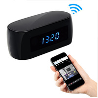 Z16 1080P Night Vision Wireless WIFI Electronic Clock Camera IP Remotely Monitor P2P CCTV Cam For