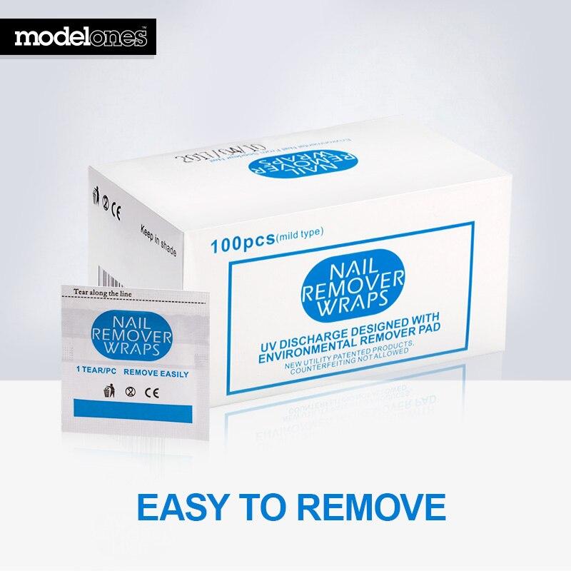 Nail polish remover 100pcs/lot nail cleaner high quality