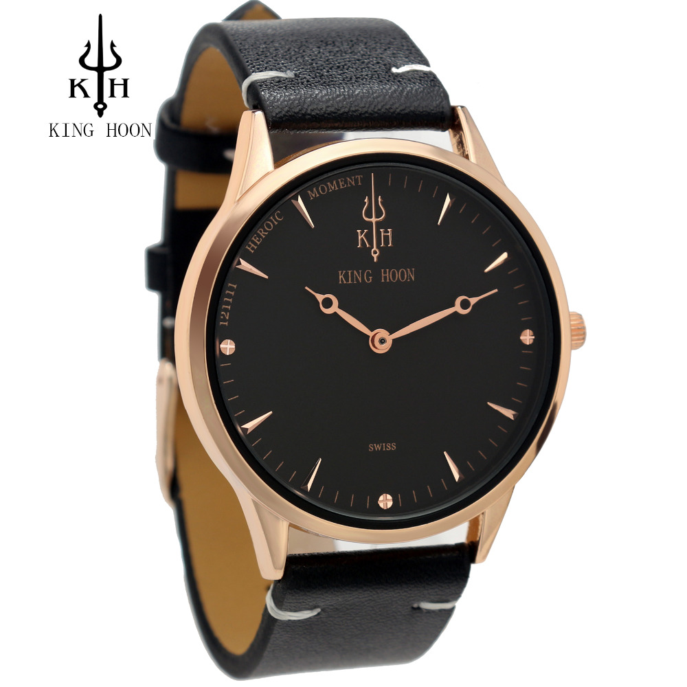 KH New 2017 Men Watch Top Brand Luxury Famous Male Clock Wrist Watch Casual Fashion Business Quartz-watch Relogio Masculino splendid brand new boys girls students time clock electronic digital lcd wrist sport watch
