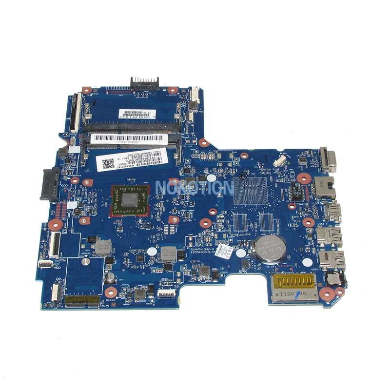 NOKOTION Original 814509-001 MENTOS10-6050A2731601-MB-A01 Latpop motherboard For HP 245 G4 A8-7410 CPU ddr3 Main board WORKS nokotion zs051 la a996p 764262 501 764262 001 motherboard for hp 15 g series laptop main board cpu ddr3