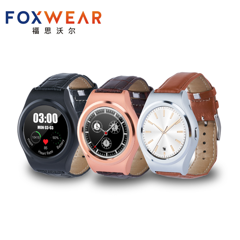 Fashion Heath Pedometer Bluetooth Smart Watch Waterproof Heart Rate Monitor SIM Card for iOS Android Sport Smartwatch Women Men