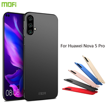 MOFi For Huawei Nova 5 Pro Back Cover Full Protection Hard Fundas Phone Cases Shell
