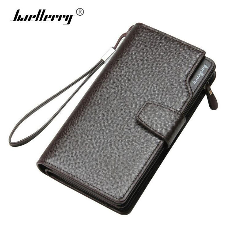 Top Quality Men Wallets Large Capacity Luxury Brand PU Leather Clutch Wallet Male Vintage Dollar Price Purse Carteira Masculina 2016 fashion brand ultra thin men wallet leather design male purse casual men wallets carteira masculina clutches dollar price
