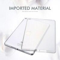 case ipad Tablet Case For iPad Mini 4 5 Case Silicone Transparent Ultra-thin Cover For Apple iPad Mini 4 5 iPad mini 2019 7.9 inch Covers (5)