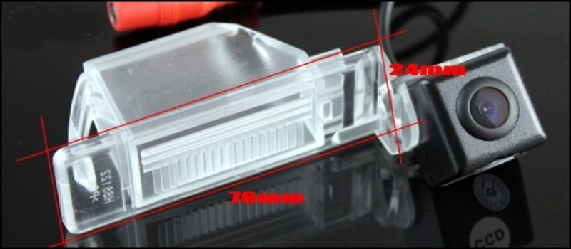Car Camera For Nissan Almera  Genuine High Quality Rear View Back Up Camera For Friends Use  CCD + RCA size