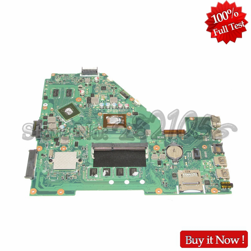NOKOTION PC Main Board For Asus X550CL X550CC Laptop Motherboard GT710M HM76 HD4000 SR109 1007U nokotion pc main board for hp probook 455 g1 laptop motherboard 722818 501 socket fs1 hd 8750m ddr3