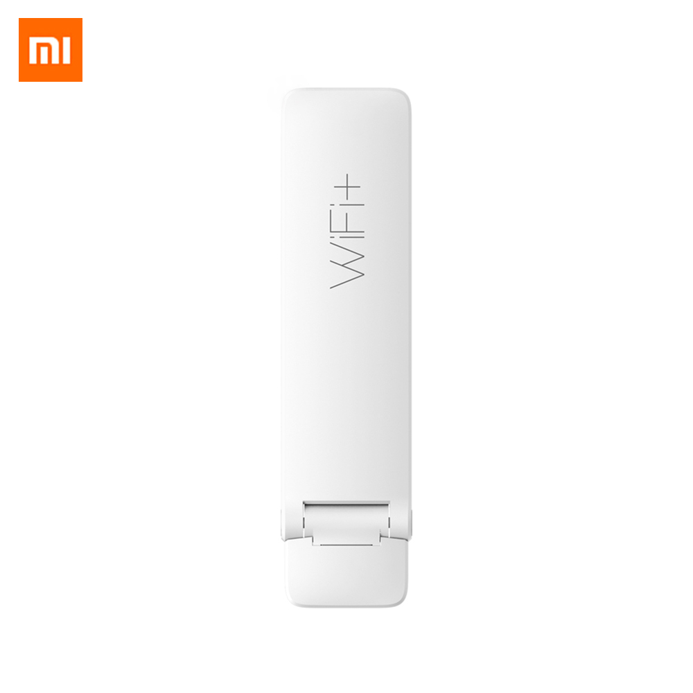 Xiaomi repetidor WIFI 2 amplificador extensor Universal Repitidor Wi-Fi extensor 300 Mbps 802.11n WIFI inalámbrico Extende señal