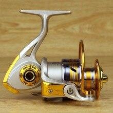 1 pcs 9000 12BB 4.1:1 Fishing Reel fly fishing reel Carp Feeder Spinning Fishing Reels fishing accessories