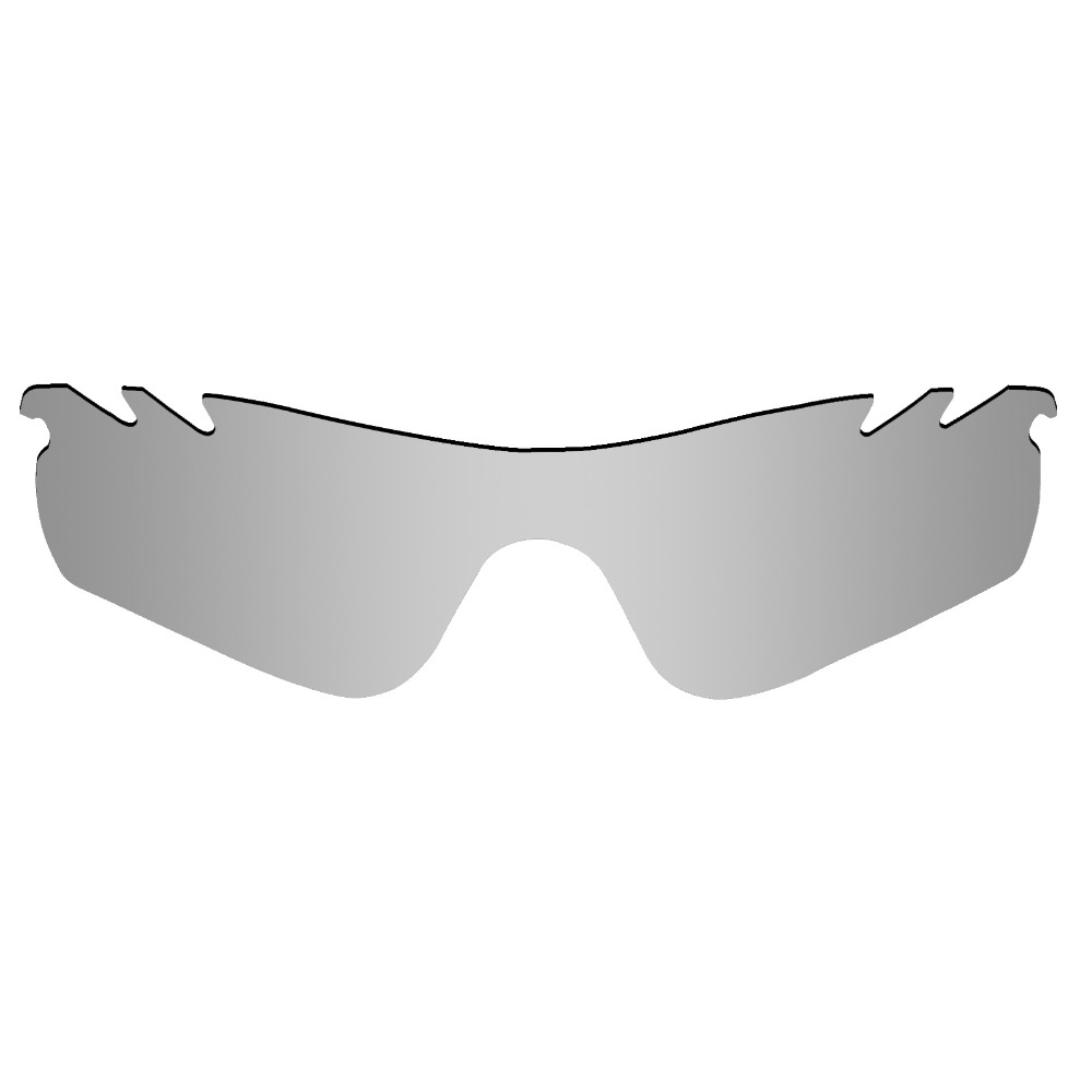 7b9ec850f3 3 Pieces MRY POLARIZED Replacement Lenses for Oakley RadarLock Path Vente  Sunglasses Stealth Black   Fire Red   Silver Titanium -in Accessories from  Apparel ...