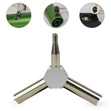 Portable Multi-Function Into The Triangle Valve Tool Tool Outlet Valve Disassembly And Removal Tool Magazine Disassembly Valve the tool