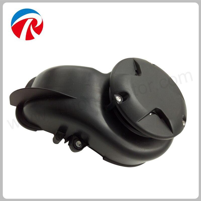 крыльчатка охлаждения honda dio/gy6 50cc (хром)
