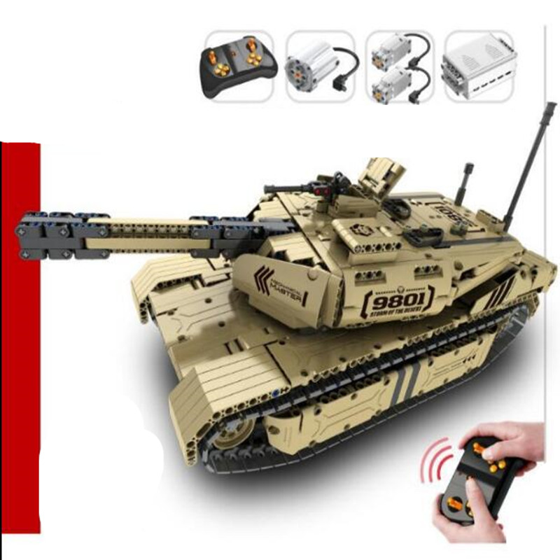 Здесь продается  Military RC M1A2 Tank 50M Distance Can Rotate Launch Building Block Brick Toy Compatible with Legoingly  Игрушки и Хобби