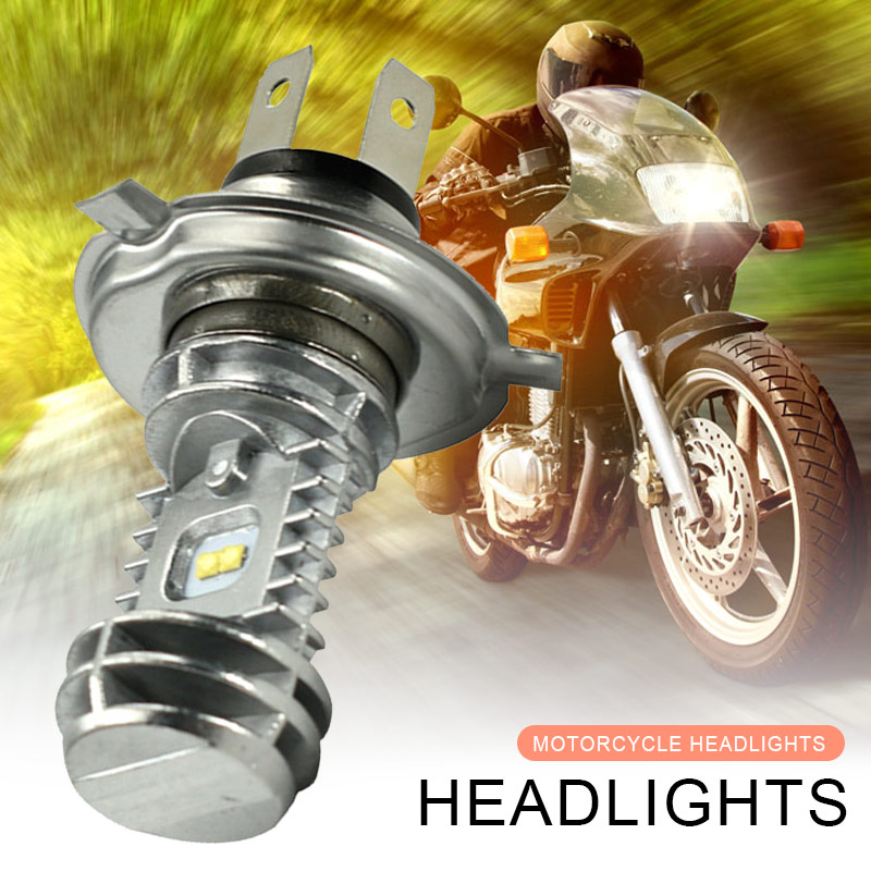 Back To Search Resultshome H4 Hs1 P43t 6000k 1080lm Led Motorcycle Scooter Light Bulb Motorbike Led Headlight Motorcycle Hs1 H4 Moped Fog Light Bulbs Elegant Appearance
