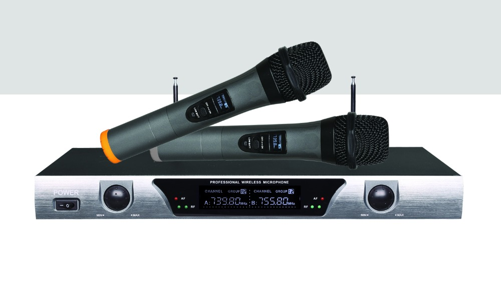 Wireless Microphone System 13