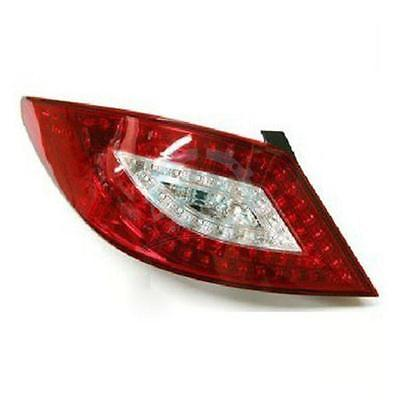 For Hyundai Accent Verna Solaris 2011-2014 Red LED Taillights Lamp 1Pair lux hyundai solaris sedan 1 2м aэродинaмические дуги 840217
