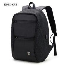Laptop Backpack USB Charging Anti Theft Men Travel Backpack Waterproof Women School Bag rucksack Male mochila hombre Travel