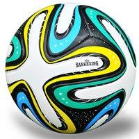 High Quality 2017 Official Standard Match Soccer Ball Size 5 PU Soft Kids Training Football Balls