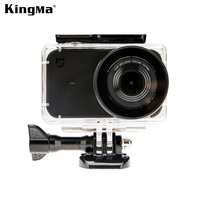 New KingMa 45M Diving Waterproof Case For Xiaomi Mijia 4K Mini Action Camera Case Cover For