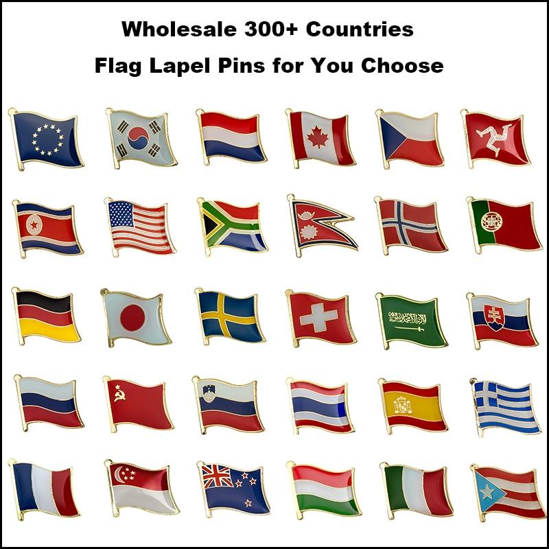 HOT SALE] United Kingdom flag lapel pin badge pin 300pcs a