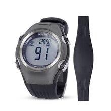 Для бега нагрудный ремешок Фитнес Пульс калорий беспроводной монитор сердечного ритма цифровой Polar для мужчин и женщин тренировки спортивные наручные часы