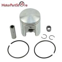 Piston Rings Gasket Kit Set Assembly For SUZUKI LT80 LT 80 Quad Pit Bike Accessories