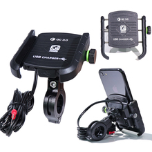 Motorcycle Stand Celular 2in1