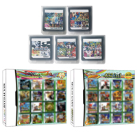 Cartridge-Card Console-Cart Games Compilations Super-Combo for Ds/3ds/2ds Ds/3ds/2ds