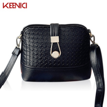 KEENICI Knitting Casual Candy Color Handbags Shell Bags New Clutches Ladies Party Purse Women Crossbody Shoulder Messenger Bag