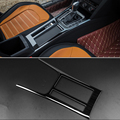 Нержавеющая сталь Массового Хромированной отделкой Передач Крышка Автомобильные аксессуары Для VW Volkswagen Passat B8 Седан Вариант Alltrack 2015 2016