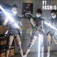 Light Stick LED Luminous Stick 2017 New Laser Star War Fashion Light Sword Stage Props Accessories Light Stick