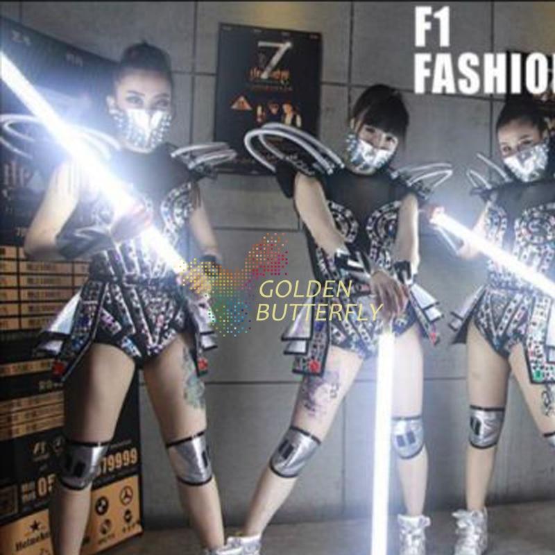 Bâton de lumière LED Lumineux Bâton 2017 Nouveau Laser Star War Mode Lumière Épée Accessoires de Scène Accessoires Lumière Bâton
