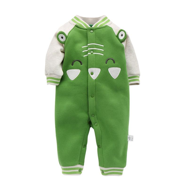 Mamelucos para bebés Ropa de manga larga para bebés y niños - Ropa de bebé - foto 4