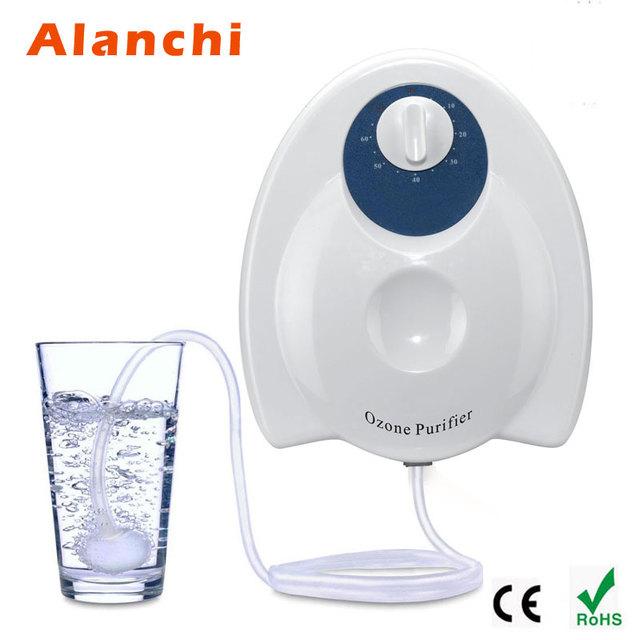 Ozone Generator  Air purifier Water Sterilizer Ozonator Ionzator Oxygen Machine Drosphipping