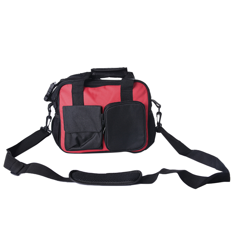 Oxford Cloth Tool Bag Pouch Organizer With Shoulder Strap For Tool Storage 1Pcs Waterproof Large Capacity Bag Tools